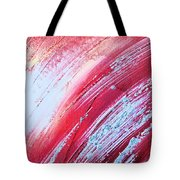 Acrylic Abstract On Canvas 6 Tote Bag