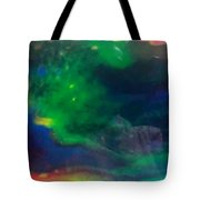 Acrylic Resin Pour 2871 Tote Bag
