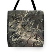 Acrylic Resin Pour 2872 Tote Bag