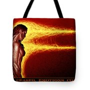 Action Ceased, Emotions Continue Tote Bag
