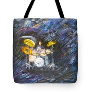 Action-reaction Tote Bag