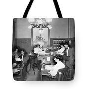 Active Office Interior Tote Bag