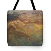 Acylic Pour Tote Bag by Sonya Wilson