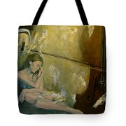 Adagio  Sentimental Confusion Tote Bag