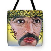 Adam In Pain Tote Bag