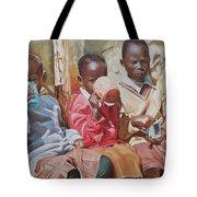 Adamfo Pa, Best Of Friends Tote Bag