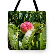 Adams County Peach Tote Bag