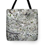 Adams County White-out Tote Bag