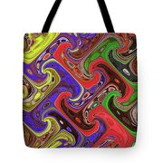 Added Colors Tote Bag