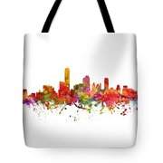 Adelaide Australia Cityscape 08 Tote Bag