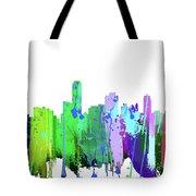 Adelaide Nsw-splash Tote Bag