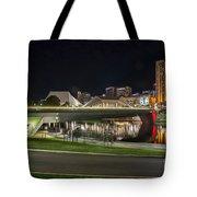 Adelaide Riverbank At Night II Tote Bag