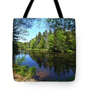 Adirondack Waters Tote Bag