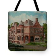Administration Building Tote Bag