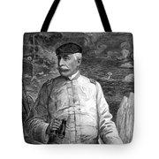 Admiral Dewey At Sea Tote Bag