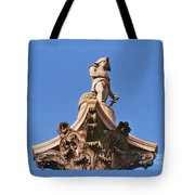 Admiral Nelson's Sculpture, London Tote Bag
