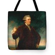 Admiral Viscount Keppel Tote Bag