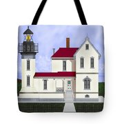 Admiralty Head Light Station Circa 1920 Tote Bag