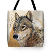 Adobe Gold Tote Bag