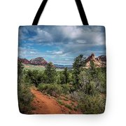 Adobe Jack Trail Tote Bag