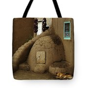 Adobe Oven Tote Bag