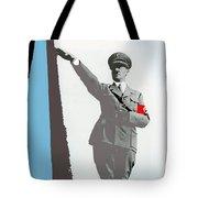 Adolf Hitler Saluting Full Figure Circa 1933-2016 Tote Bag