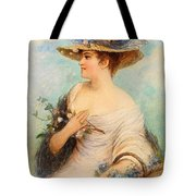 Adolphe Philippe Millot Tote Bag