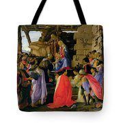 Adoration Of The Magi Tote Bag