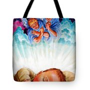 Adore Your Saviour Tote Bag