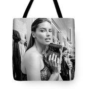 Adriana Lima Tote Bag