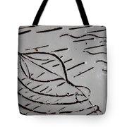Adrift - Tile Tote Bag