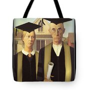 Adult Graduates Tote Bag