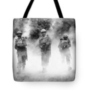 Advance By John Springfield Tote Bag