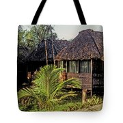 Adventure Inn Tote Bag