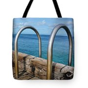Adventure Into The Blue Tote Bag