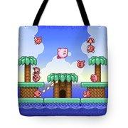 Adventure Kirby Tote Bag