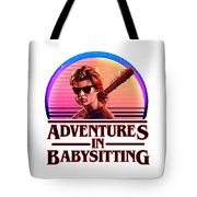 Adventures Tote Bag