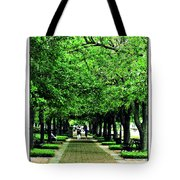 Adversity Quote Tote Bag