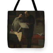 Advice To A Young Artist Tote Bag