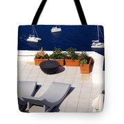 Aegean Wonderland Tote Bag