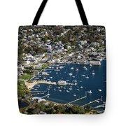 Aerial Edgartown Tote Bag