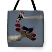 Aerobatics  V5 Tote Bag