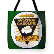 Aerogas Green Pump Tote Bag