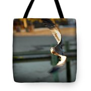 Aeronautical Acrobatics Tote Bag