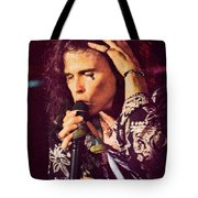 Aerosmith-94-steven-1192 Tote Bag