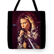 Aerosmith-94-steven-1192 Tote Bag