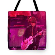 Aerosmith-joe Perry-00008 Tote Bag