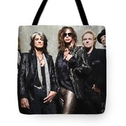 Aerosmith Tote Bag