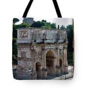 Aesop's Crow Tote Bag