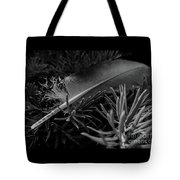 Afeather Tote Bag